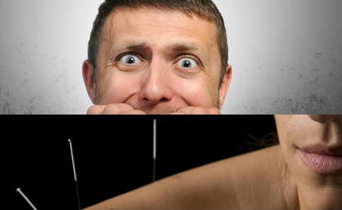 la acupuntura duele
