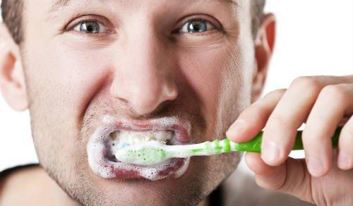 por que no usar pasta dental