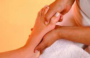 punto de acupresion del pie para el dolor de la espalda