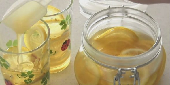 propiedades del té de limón