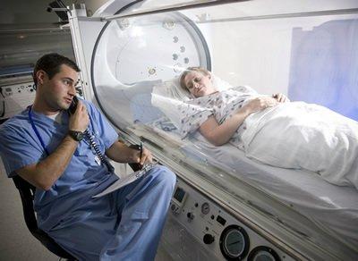 beneficios e indicaciones cámara hiperbárica