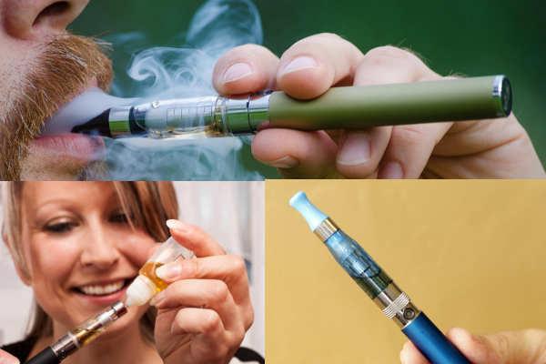 el cigarro electronico hace daño