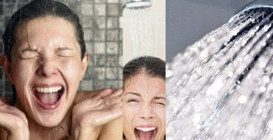beneficios de bañarse con agua fria
