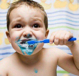 usar dentifrico es malo