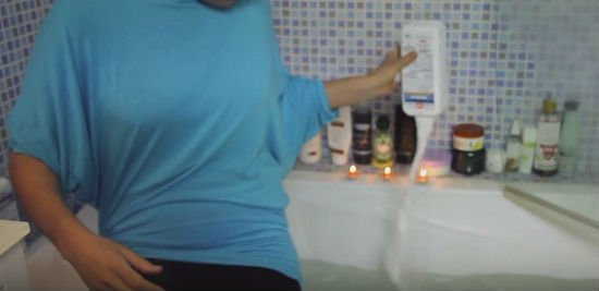 agua con sal para desinflamar