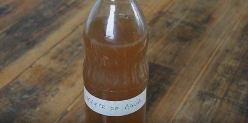 cuales son los beneficios del kefir de agua