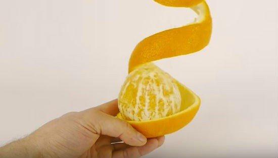 propiedades medicinales de la cascara de naranja
