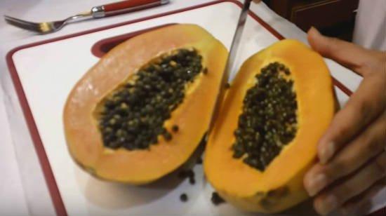 comer papaya en ayunas es bueno
