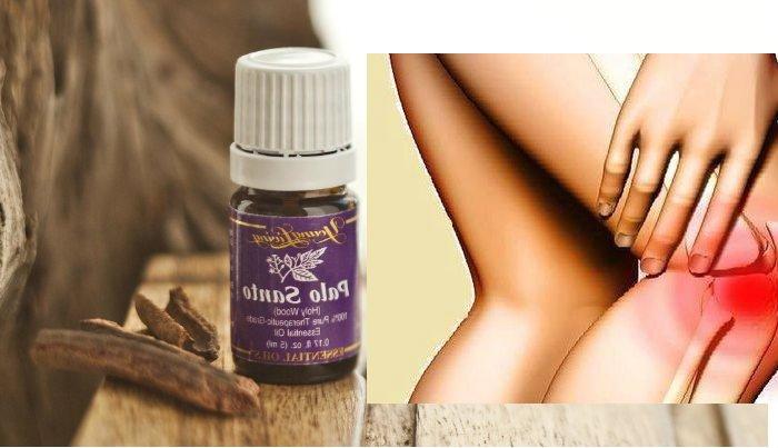 beneficios de utilizar aceite esencial de palo santo