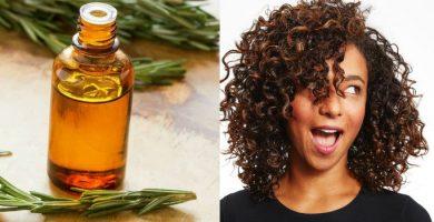para que sirve el aceite de romero en el cabello