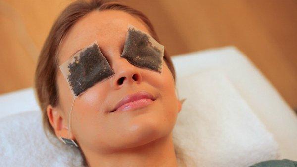 Remedio casero para los ojos inflamados