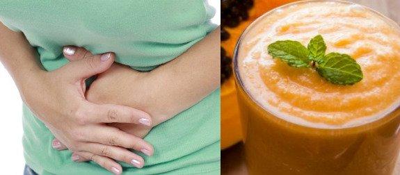 jugos de frutas para curar gastritis