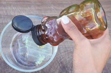 aloe vera con miel en la cara
