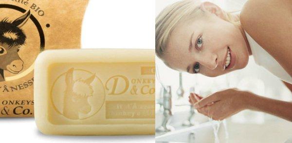 para qué sirve el jabón de leche de burra