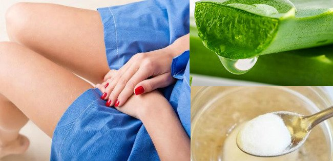 remedios caseros para picazón labios genitales