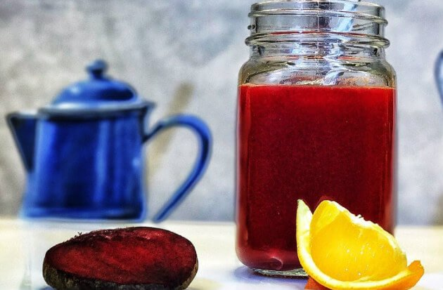 licuados y jugos para la hemoglobina