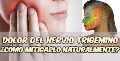 cómo quitar el dolor del nervio trigemino