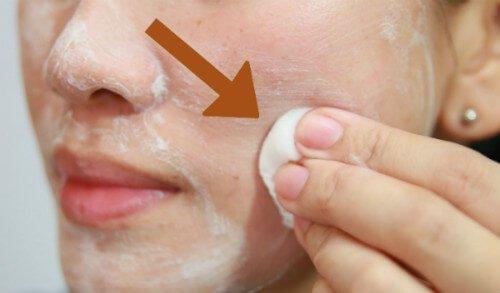 Beneficios de la mascarilla de leche de magnesia