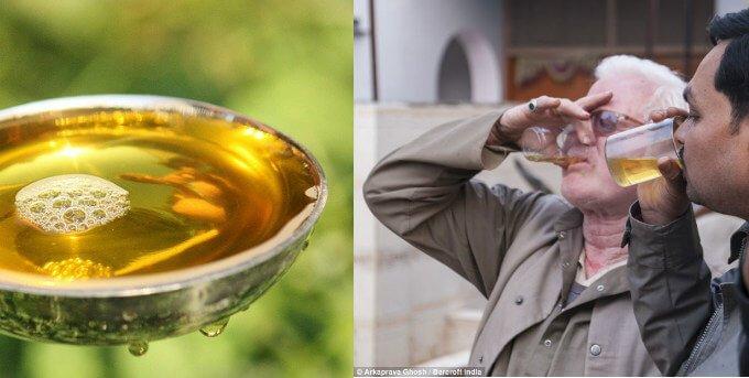 para qué sirve la urinoterapia