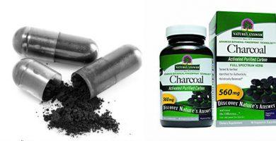 en qué sirven las pastillas de carbón activado en la salud