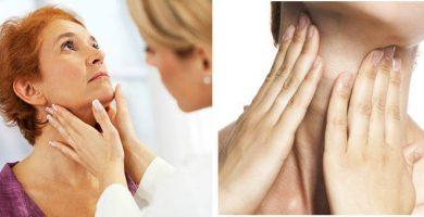 ganglios inflamados de la nuca causas