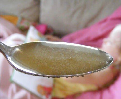remedio natural y casero para tos seca en niño